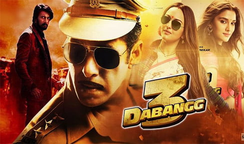 Dabangg 3 Movie Box Office Collection