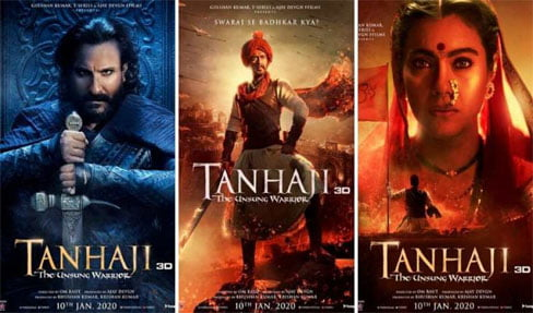 Tanhaji Movie Box Office Collection