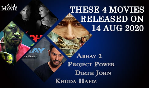 Movies Released on 14 August